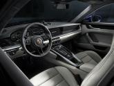 Der neue Porsche 911 Carrera 4S Innenraum