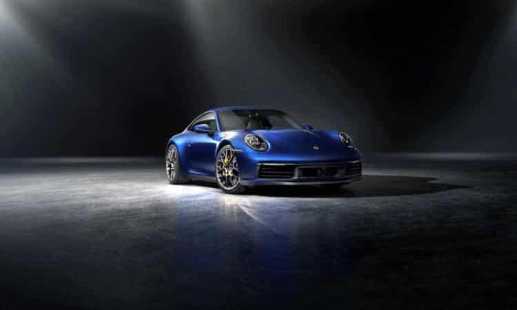 Der neue Porsche 911 Carrera 4S