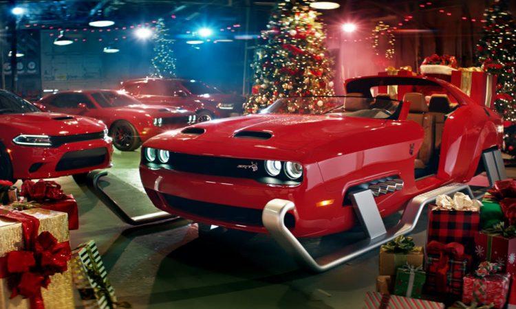 Dodge Challenger Schlitten