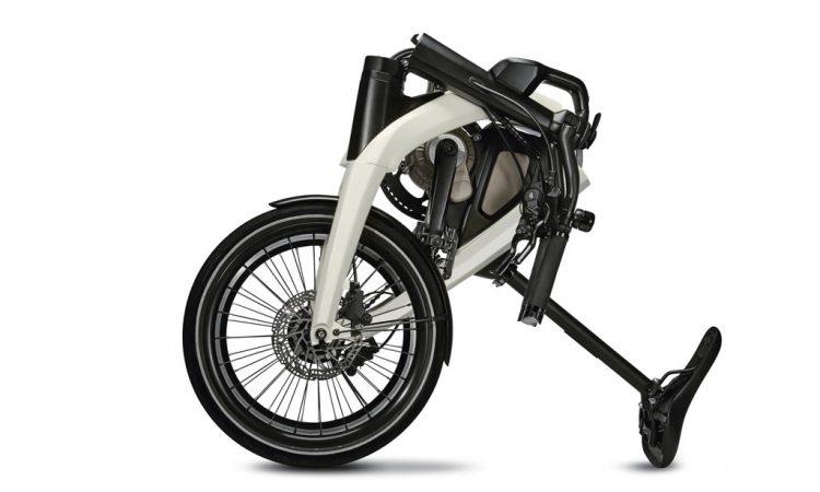 faltbares E-Bike von GM