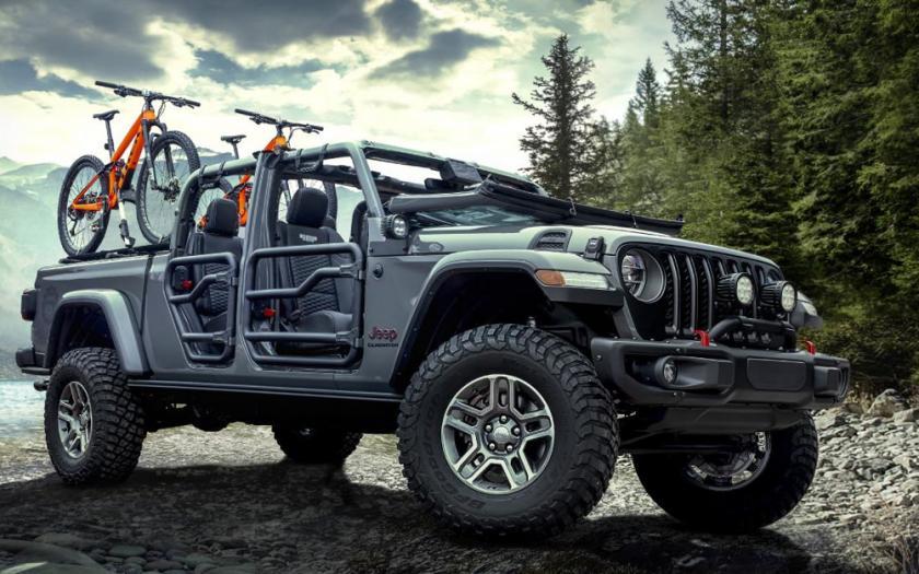 Jeep Gladiator Zubehör