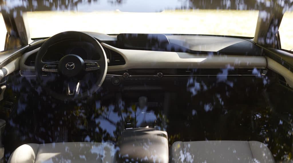 Neuer Mazda3 Innenraum 2019