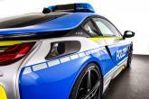 Polizei BMW i8 TUNE IT! SAFE!