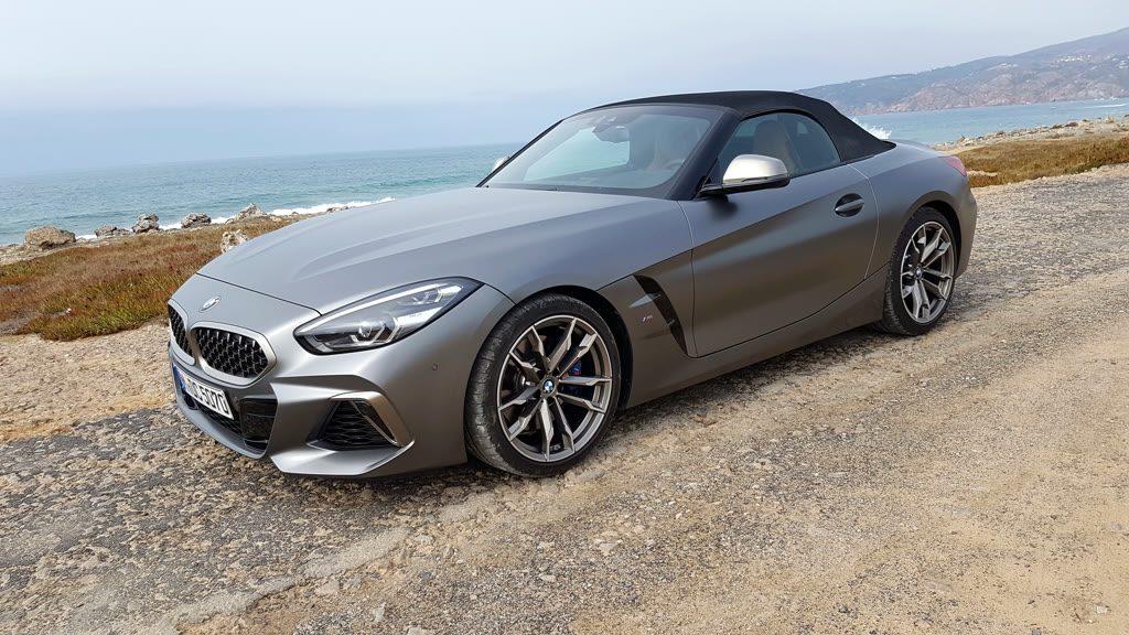Probefahrt mit dem neuen BMW Z4