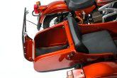 Ural Elektro Motorrad Gespann