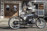 BMW 1.8 Liter Boxermotor Custombike