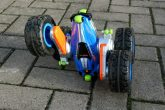 Carrera RC Turnator Super Flex Test