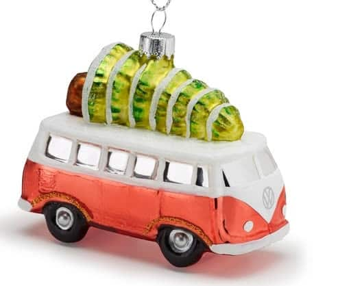 Vw Bulli Bus T1 Als Christbaumschmuck Autodino