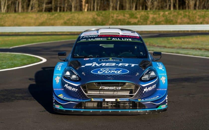 Ford Fiesta ST WRC 2019