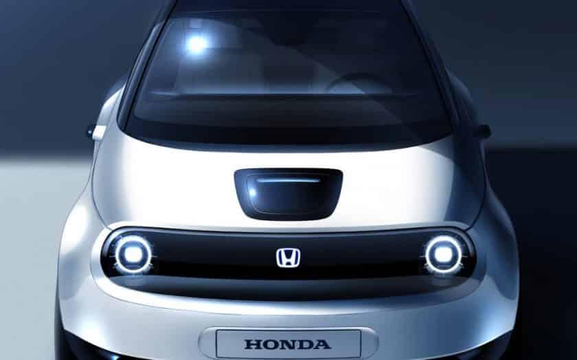 Honda EV Elektroauto Prototyp