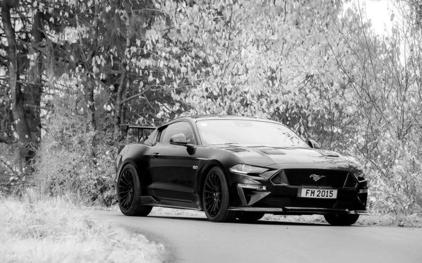 Ford Mustang Bullit Tuning