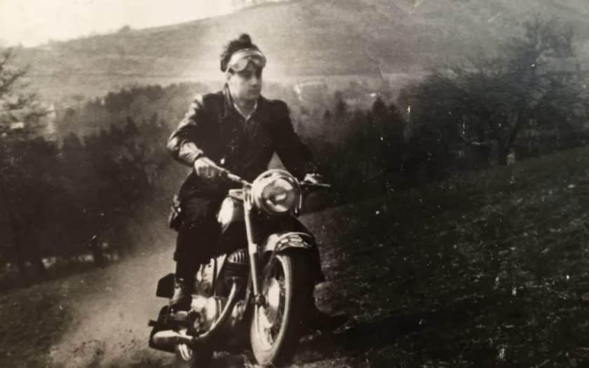 Puch Motorrad Zweitakter