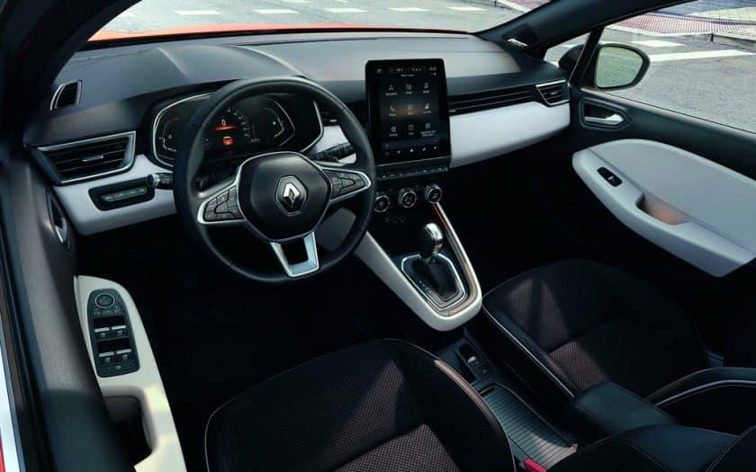 Renault Clio 2019 Innenraum
