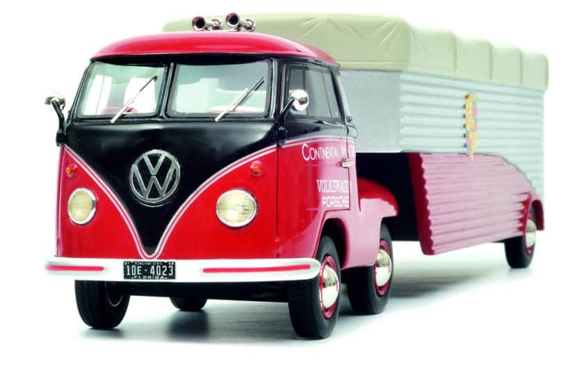 VW T1 Renntransporter Continental Motors