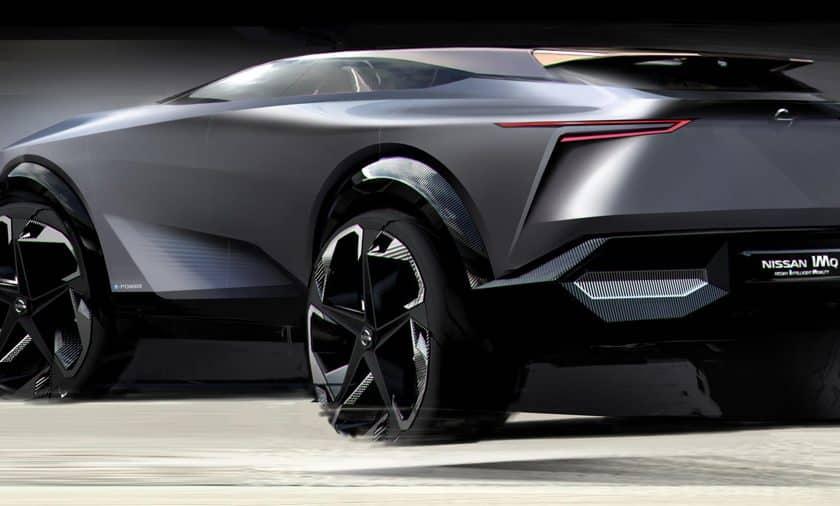 Nissan IMQ Konzept