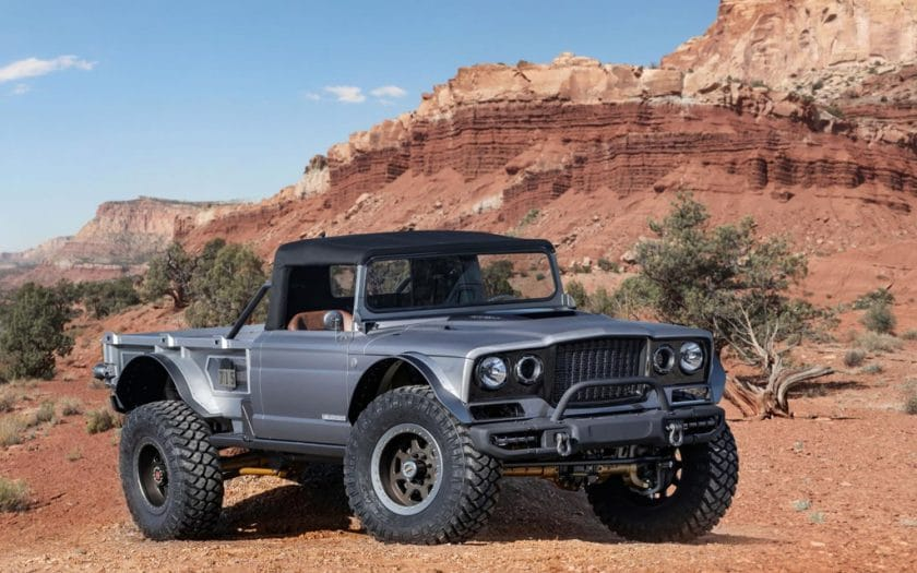 Jeep M-715 Five-Quarter