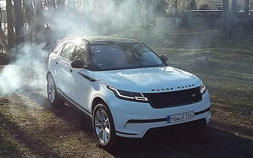 Range Rover Velar Probefahrt