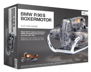 BMW Motor Bausatz