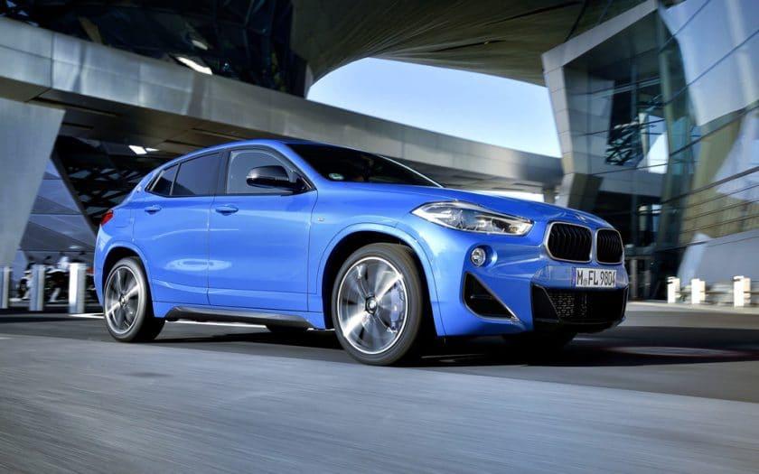 BMW X2 M35i Probefahrt
