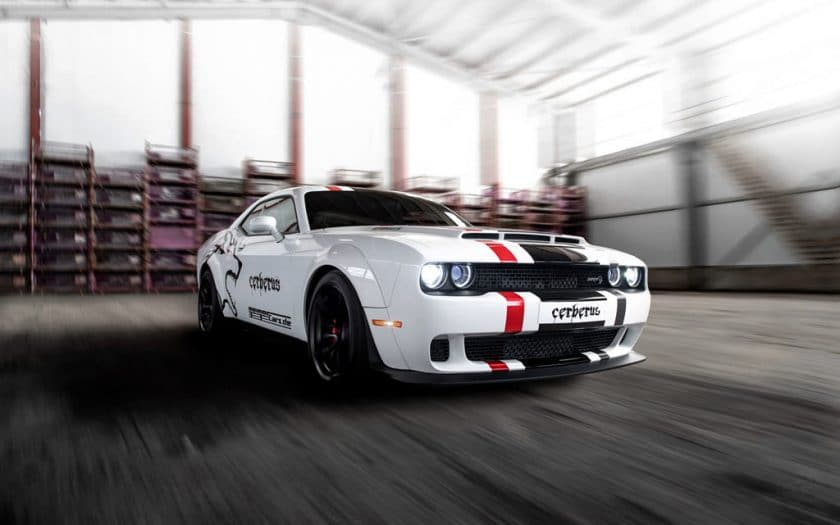 Dodge Challenger Tuning