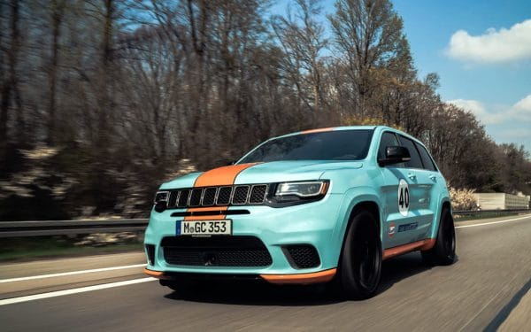 Jeep Grand Cherokee Tuning