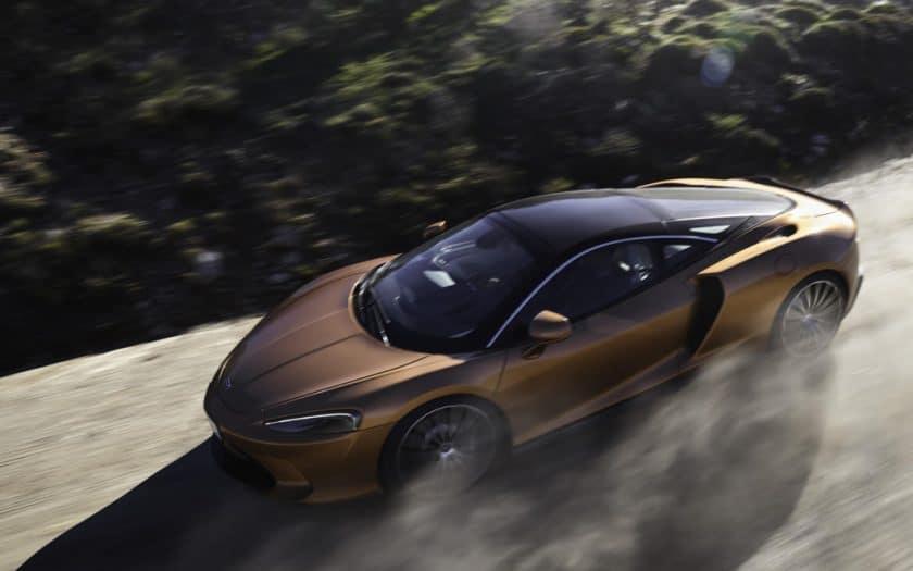Neuer McLaren GT