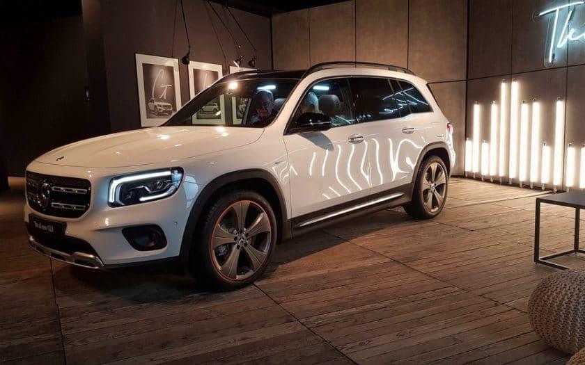 Mercedes-Benz GLB Vorstellung