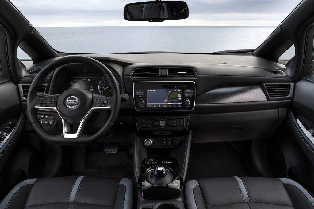 Nissan Leaf Probefahrt 002