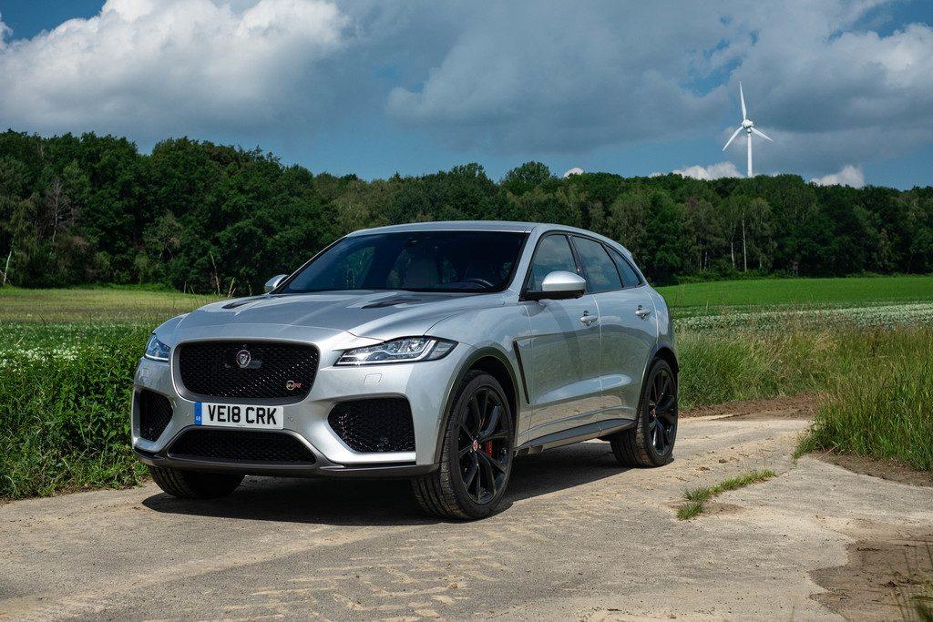 Probefahrt Jaguar F-Pace SVR | AUTODINO