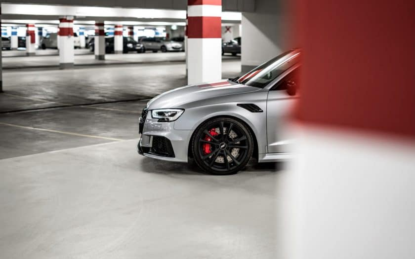 Abt Audi RS3 Tuning 001