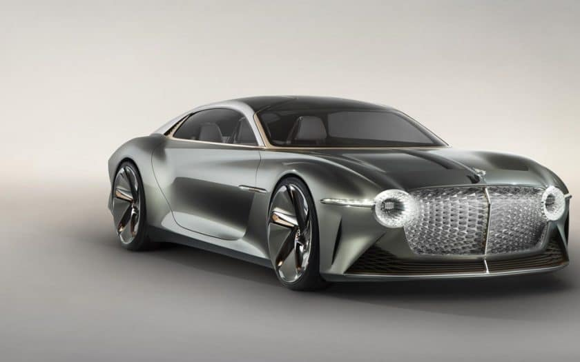 Bentley EXP 100 GT A