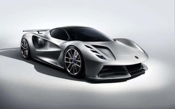 Elektro Supersportwagen Lotus Evija