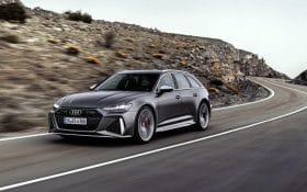 Audi RS6 Avant Kombi