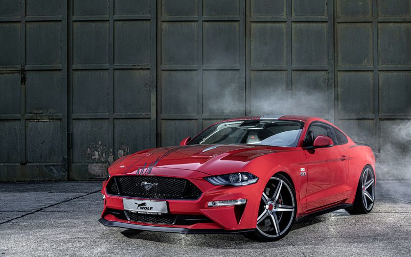 Ford Mustang GT Tuning 002