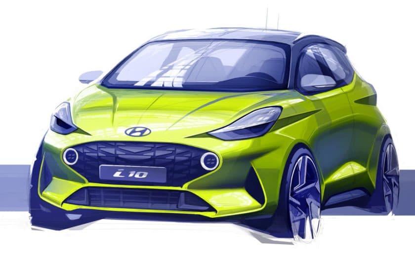 neuer Hyundai i10