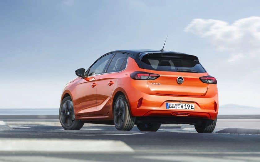 Opel Corsa-e Elektroauto