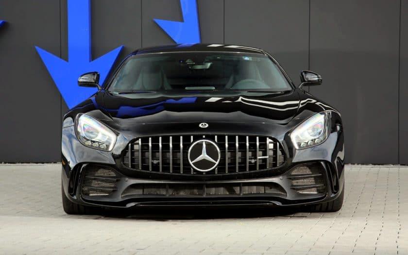 Mercedes AMG GT R Tuning 002