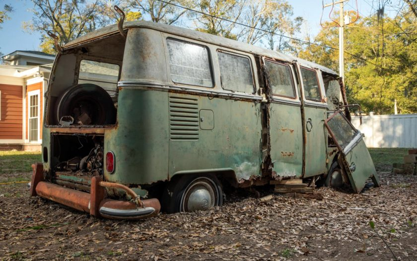 VW Bulli Bus Typ2 001