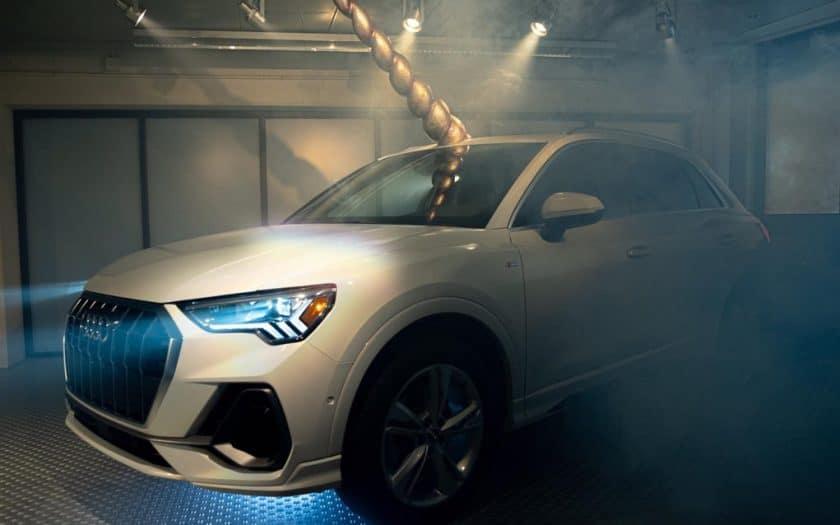 Audi Q nicorn