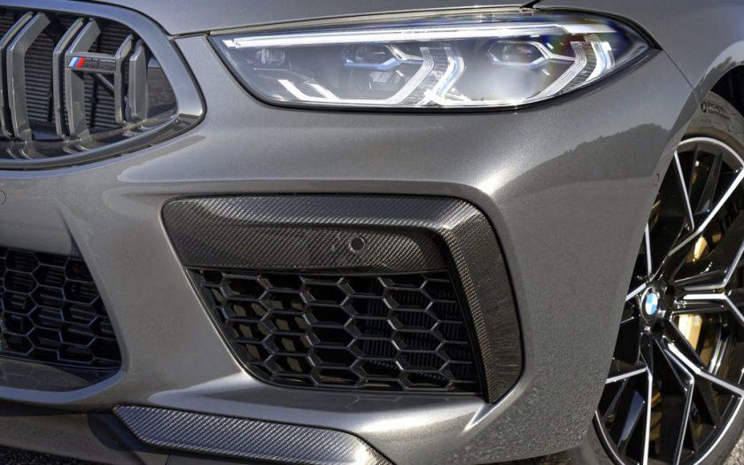 BMW M8 Gran Coupé 007