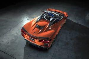 Chevrolet Corvette Stingray Cabrio 001