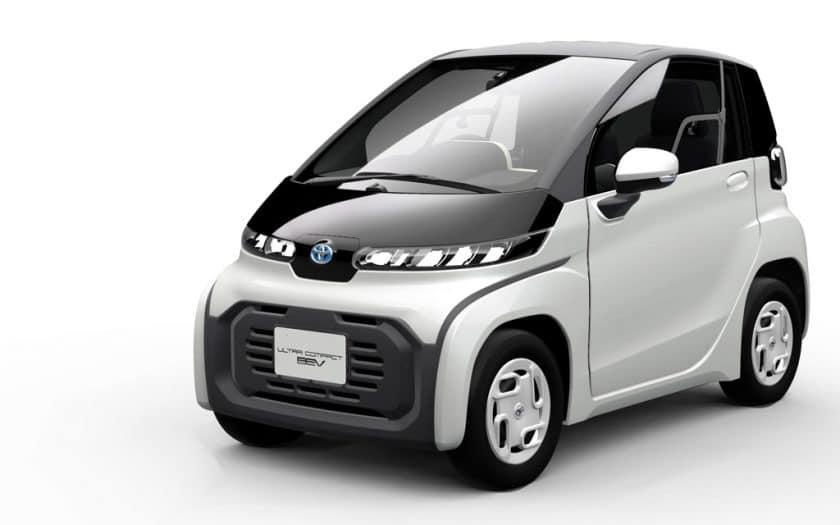 Toyota Elektroauto
