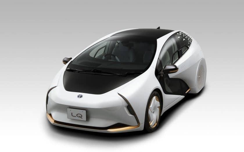 Toyota LQ Konzeptauto