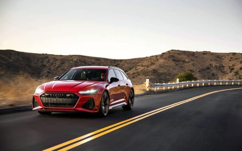 Audi RS6 Avant 007