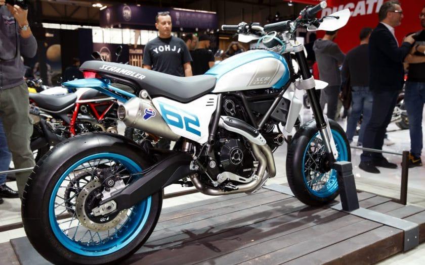 Ducati Scrambler Motard concept bike 001