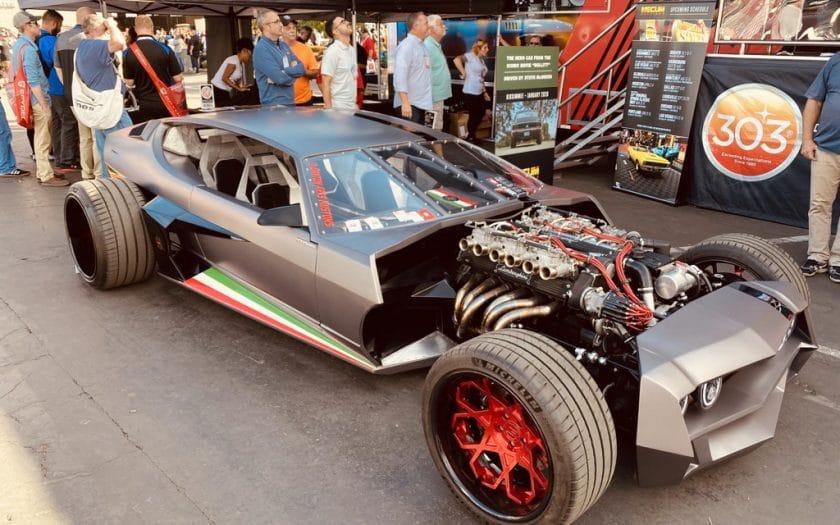 Lamborghini Motor Tuning