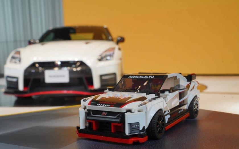 Lego Nissan GT R NISMO