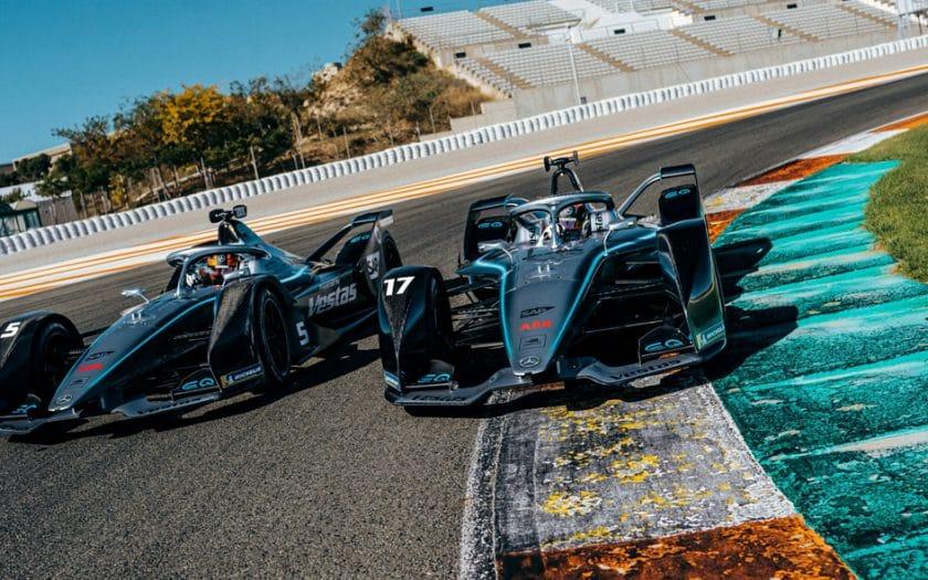 Mercedes Benz EQ Formel E Team