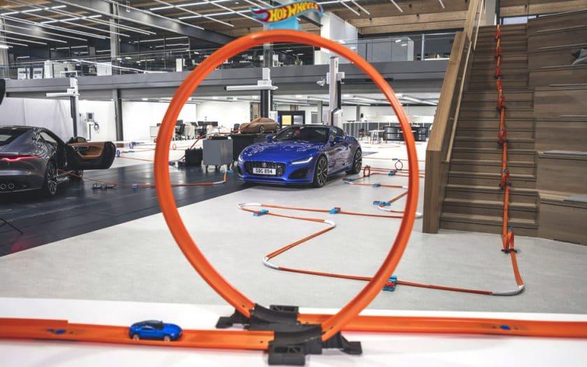 Jaguar F TYPE Spielzeugauto