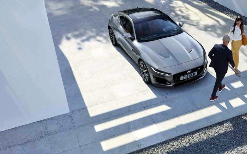 Jaguar F Type 2020 005